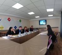 В Ноябрьске состоялся первый этап конкурса по формированию состава Молодежного правительства ЯНАО
