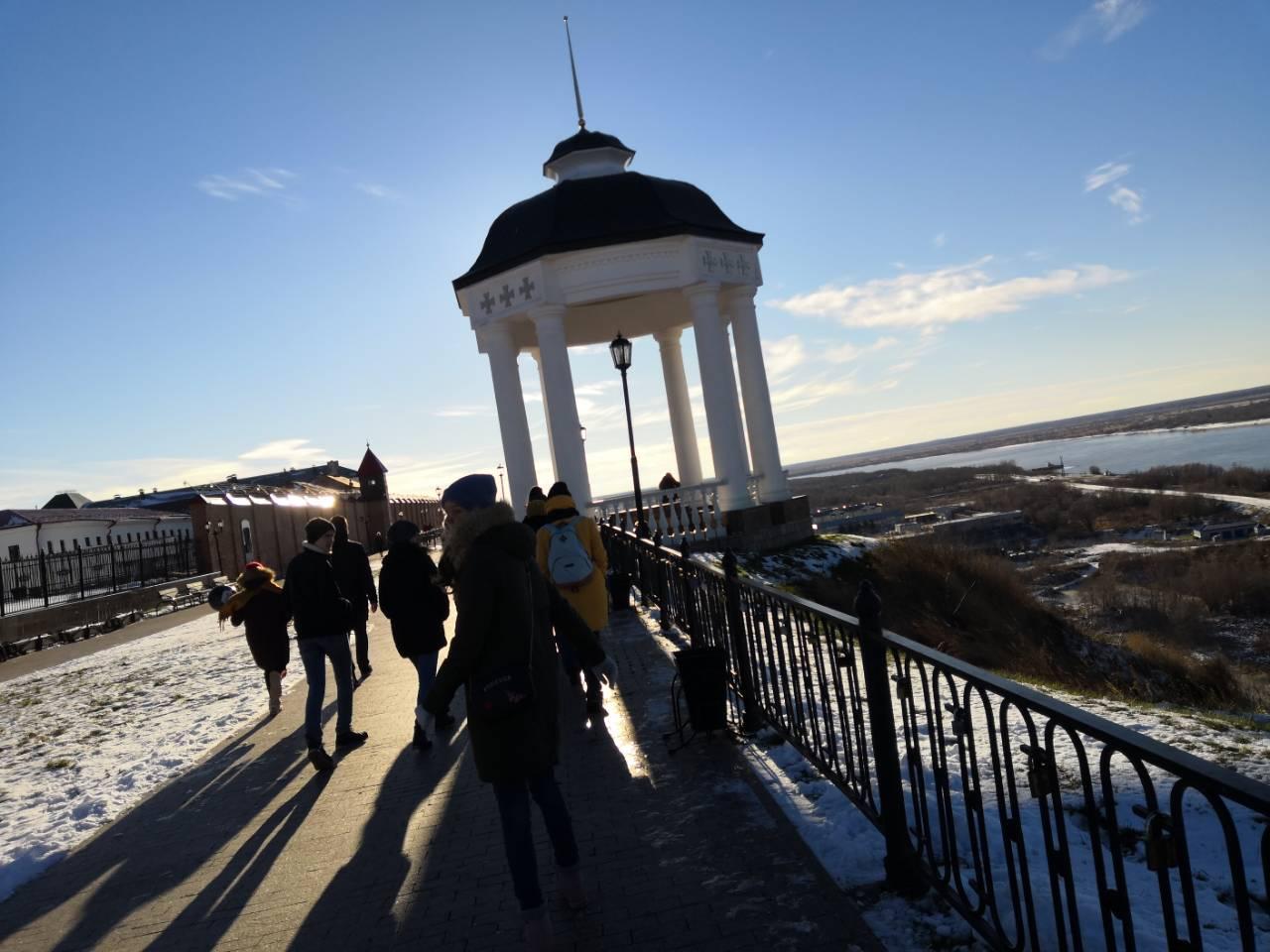 Экскурсионно - туристическая поездка в Тобольск