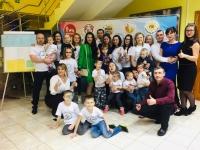 Молодые семьи Ноябрьска - лучшие!
