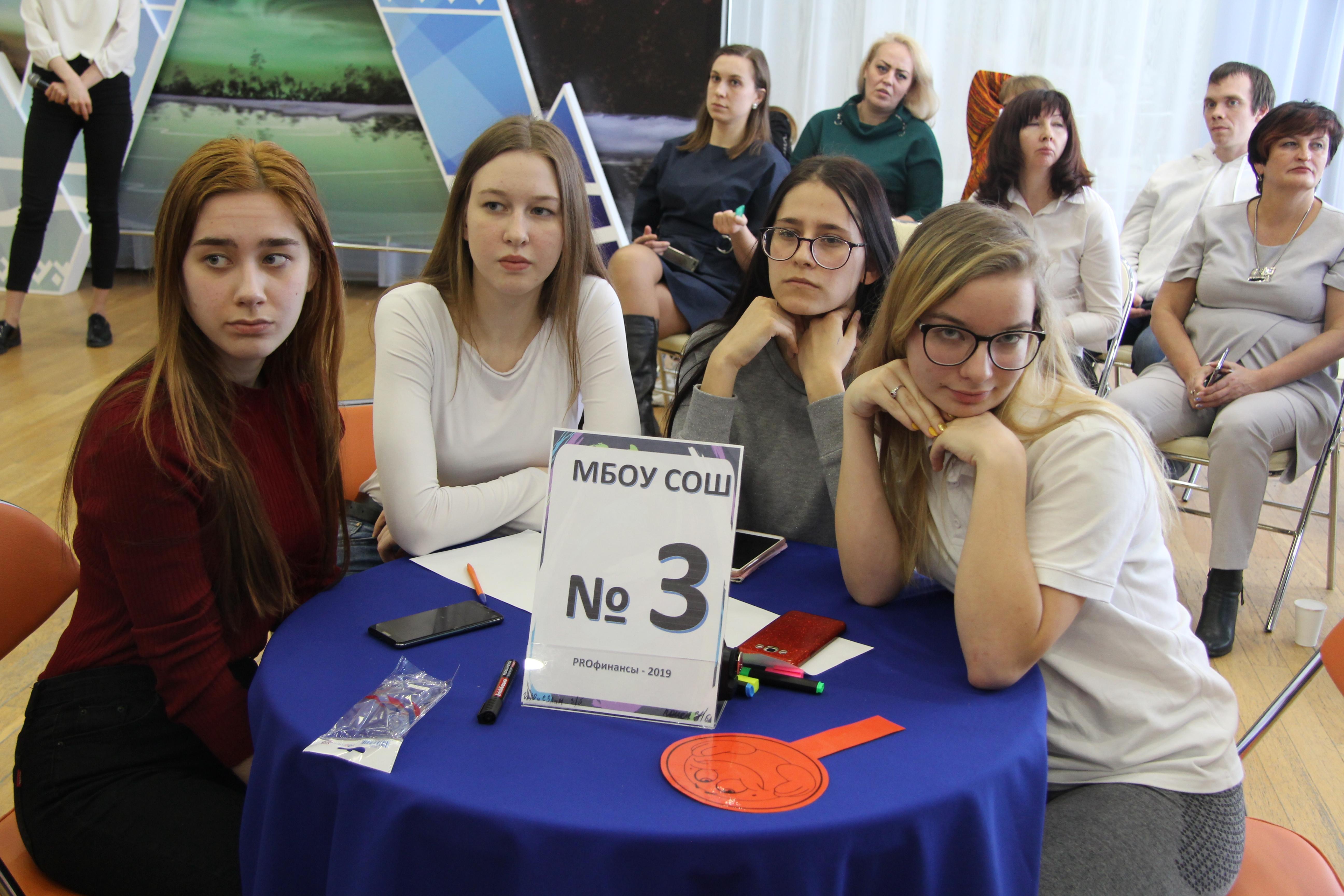 «PROфинансы», или финансовая грамотность молодежи Ноябрьска