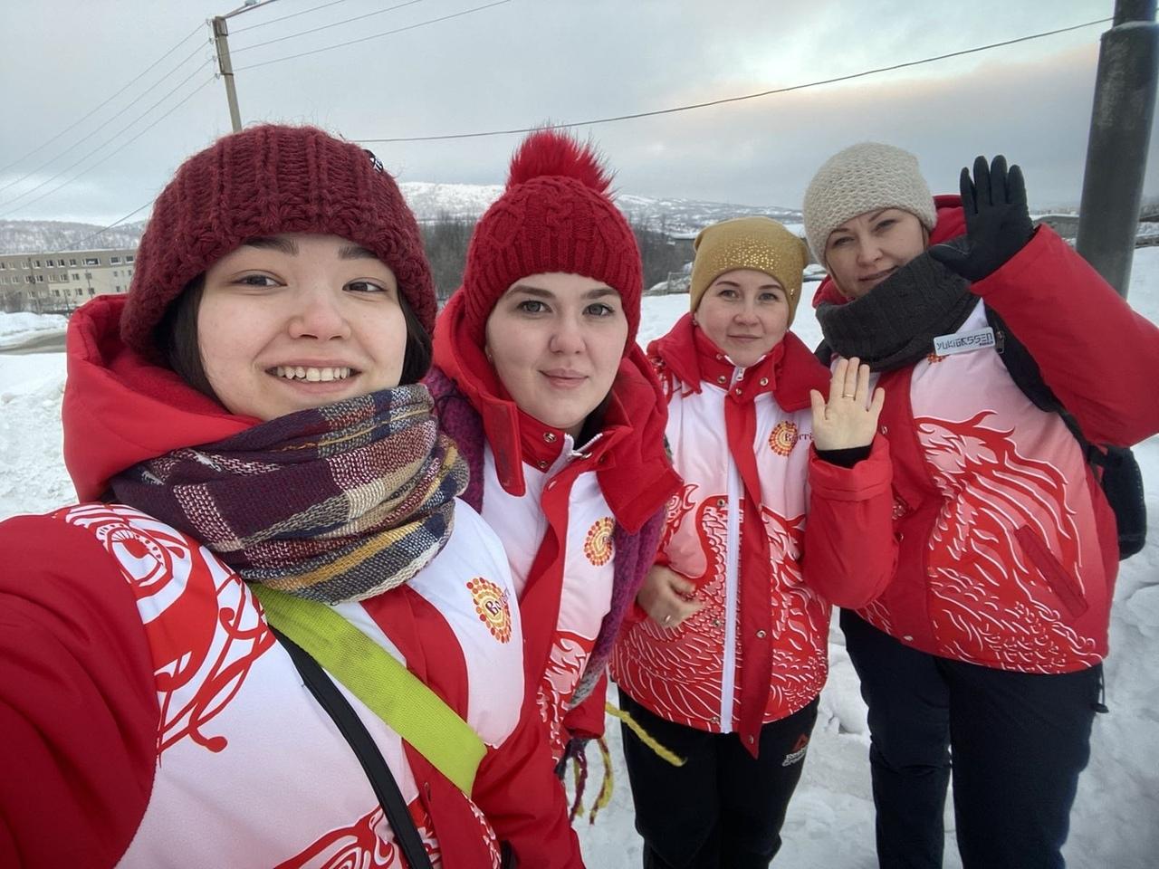 Наши на Арктическом кубке в Мурманске