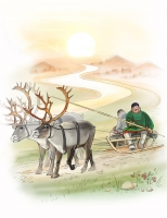 Анонс квест-игры «Тайны кочующих ненцев»